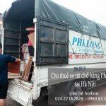 Dịch vụ cho thuê xe tải chở hàng giá rẻ tại phố Ngõ Trạm