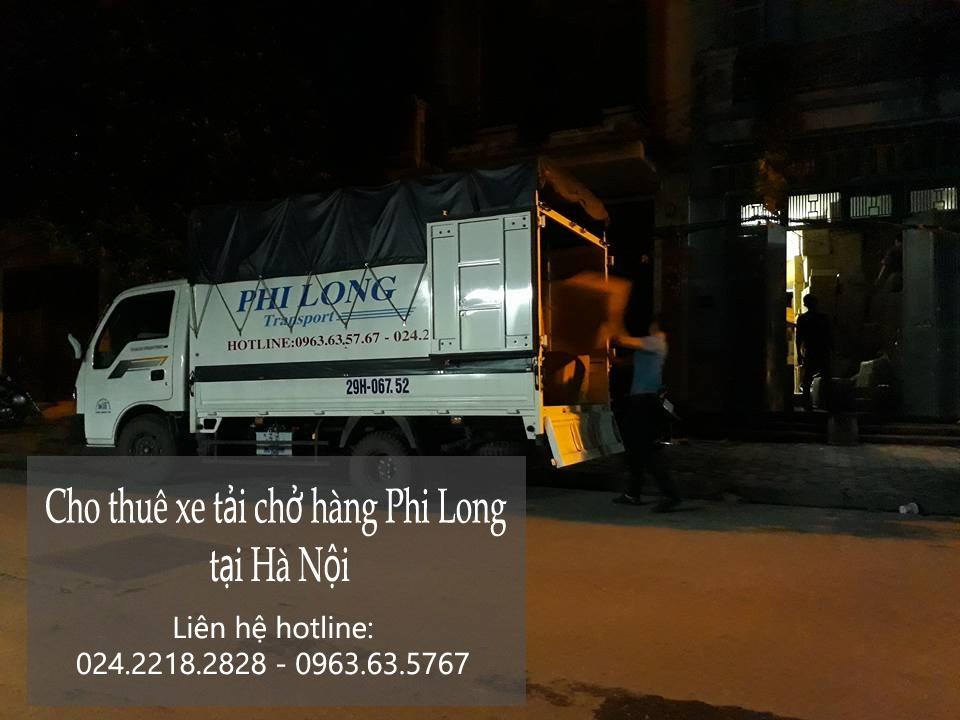 Cho thuê xe tải chuyên nghiệp tại phố Nguyễn Cao Luyện-0963.63.5767