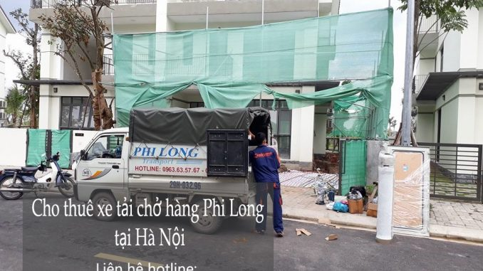 Cho thuê xe tải Hà Nội tại phố Huế-0963.63.5767