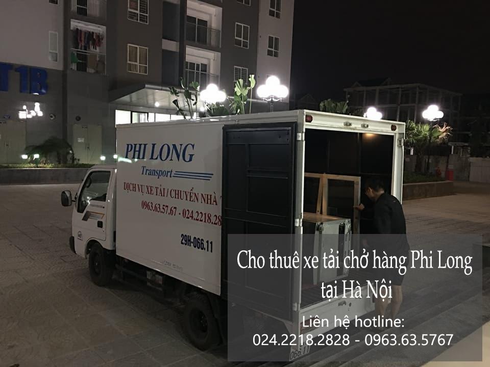 Dịch vụ cho thuê xe tải chở hàng tại phố Hoàng Đạo Thành