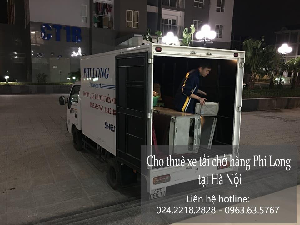 Cho thuê xe tải chở hàng tại phố Trần Quang Diệu
