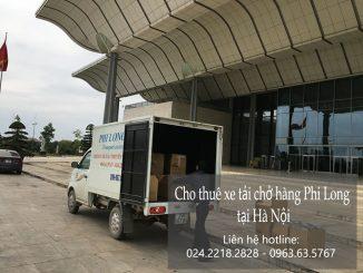 Dịch vụ xe tải vận chuyển tại phố Thanh Yên