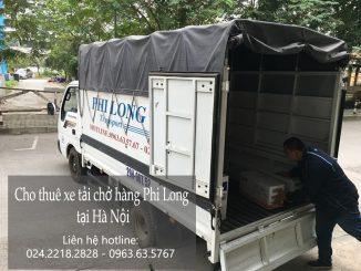 Dịch vụ vận tải hàng hóa Bắc Nam của công ty Phi Long