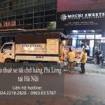 Cho thuê xe tải chuyển nhà tại phố Phú Thượng