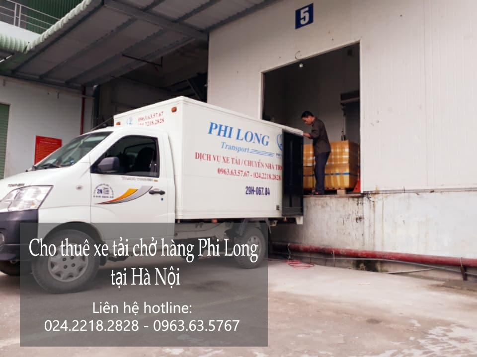 Dịch vụ chở hàng thuê Phi Long