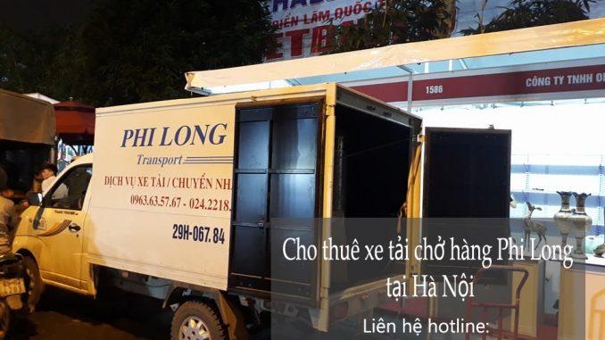 Dịch vụ cho thuê xe tải giá rẻ tại phố Kim Quan