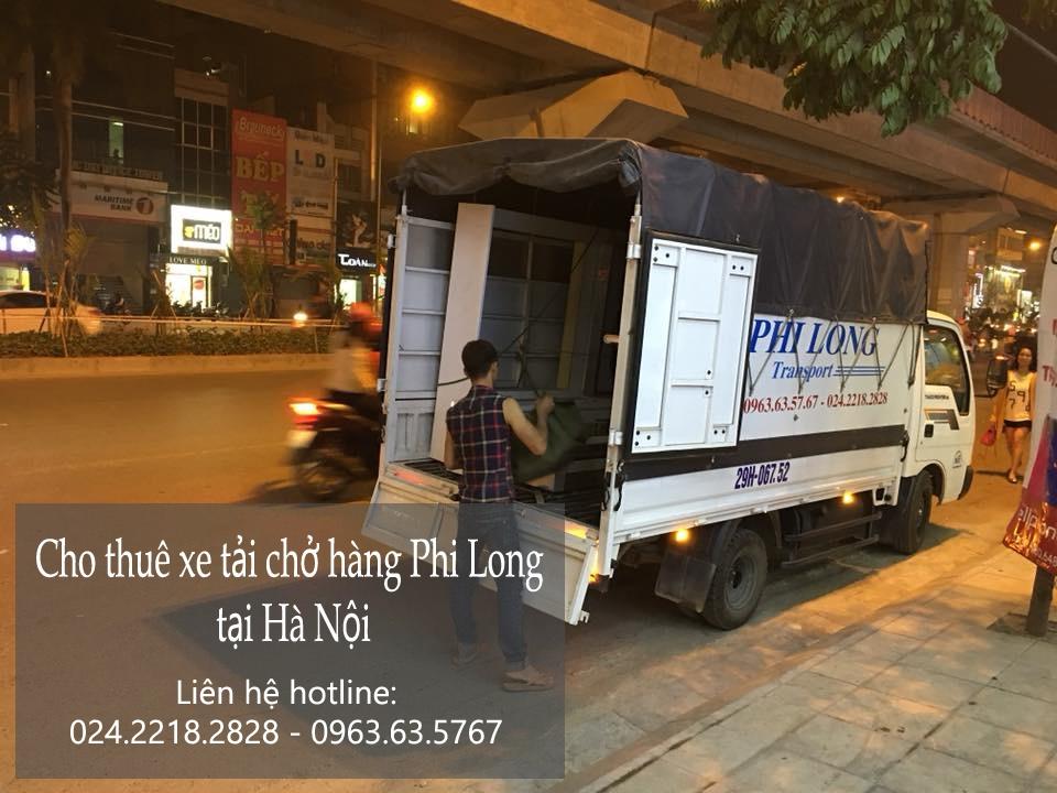 Dịch vụ chuyển nhà trọn gói Phi Long