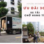 dịch vụ taxi tải tại phường giang biên