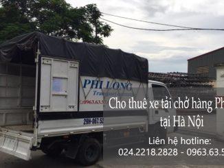 Dịch vụ taxi tải tại phố Thượng Đình 2019