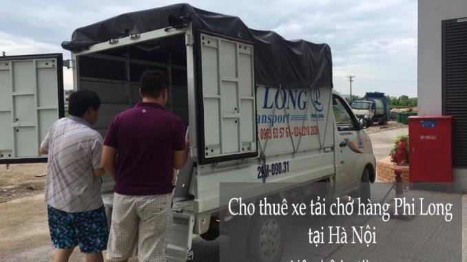 Dịch vụ taxi tải Phi Long tại đường Duy Tân 2019