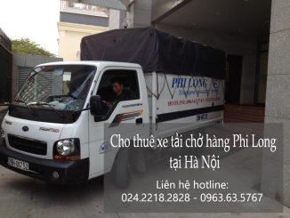 Cho thuê xe tải vận chuyển tại phố Vũ Hữu Lợi