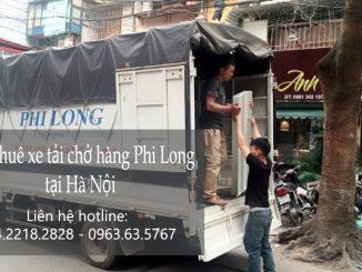 Cho thuê xe taxi tải tại phố Trịnh Hoài Đức