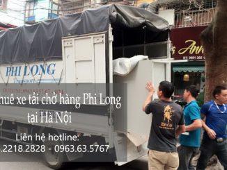 Cho thuê xe tải vận chuyển tại phố Nguyễn Gia Thiều