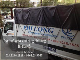 Cho thuê xe tải chở hàng giá rẻ tại phố Vũ Hữu
