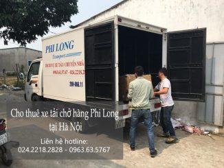Dịch vụ taxi tải Phi Long tại đường Cao Lỗ