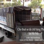 Dịch vụ cho thuê xe tải tại khu đô thị Dương Nội