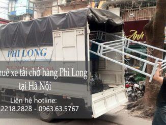 Dịch vụ taxi tải tại phố Lê Thánh Tông