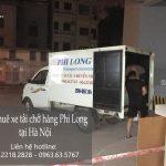 Dịch vụ cho thuê xe tải tại phố Nguyễn Văn Trỗi