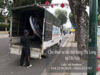 Dịch vụ taxi tải Phi Long tại phố Kiến Hưng