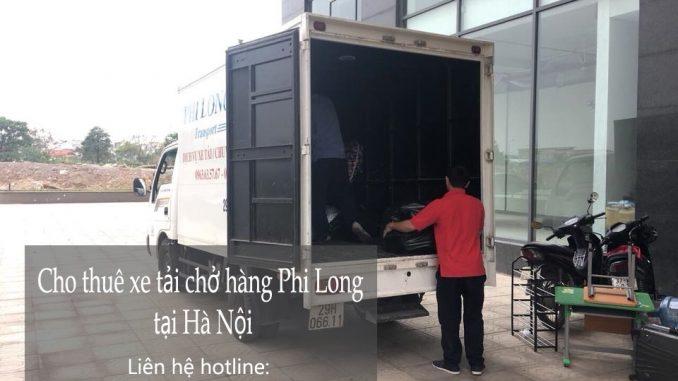 Dịch vụ thuê xe tải tại khu đô thị Pháp Vân