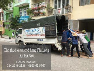 Dịch vụ thuê xe tải tại phố Phạm Vũ Hàm