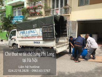 Dịch vụ cho thuê xe tải vận chuyển tại phố Lê Lai