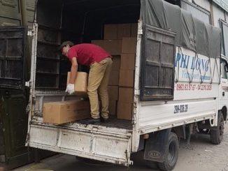 Dịch vụ cho thuê xe tải chở hàng tại phố Tôn Thất Thiệp