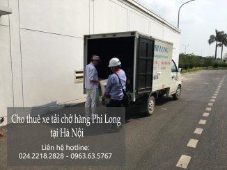 Dịch vụ cho thuê xe tải vận chuyển tại phố Yết Kiêu