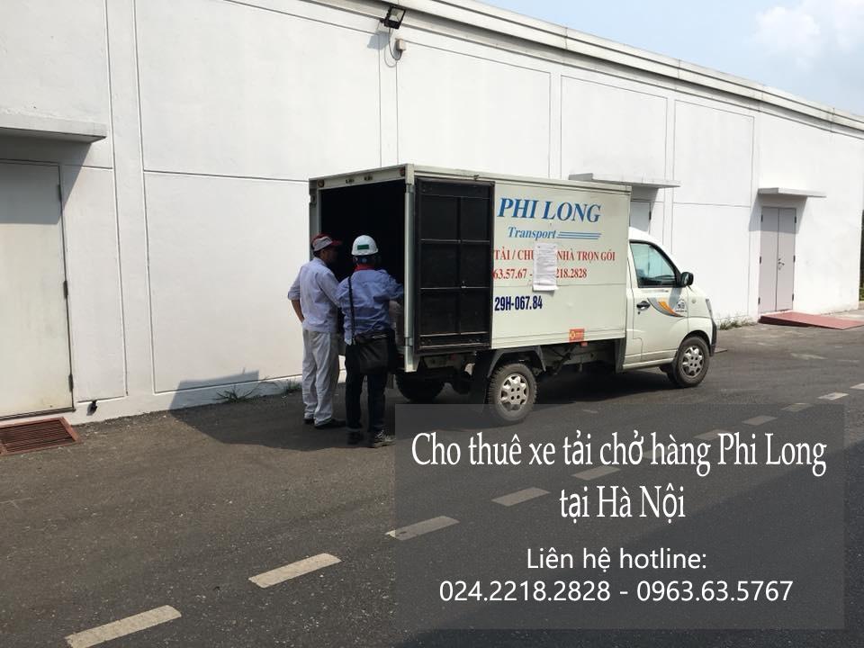 Cho thuê xe taxi tải tại phố Lê Trọng Tấn