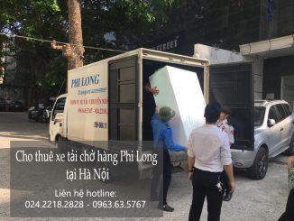 Thuê xe chuyển nhà giá rẻ tại phố Tạ Quang Bửu