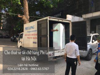 Taxi tải Hà Nội tại phố Lê Thanh Nghị