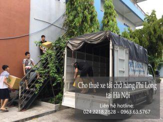 Taxi tải chuyển nhà chuyên nghiệp tại phố Tô Tiến Thành
