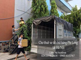 Cho thuê xe tải Hà Nội chở đồ tại phố Mã Mây