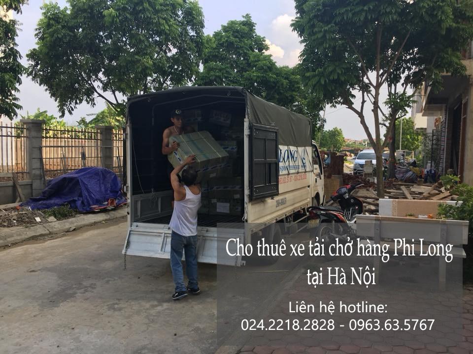 Cho thuê xe tải giá rẻ tại phố Nguyễn Chí Thanh