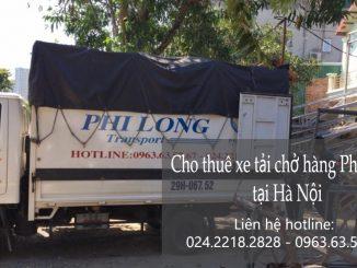 Taxi tải chuyển nhà tại phố Nguyễn Công Trứ