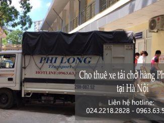 Thuê xe tải 1,25 tấn giá rẻ tại phố Nguyễn Khắc Nhu