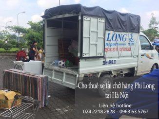 Dịch vụ taxi tải chở hàng tại phố Lý Thái Tổ