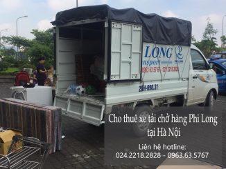 Dịch vụ taxi tải Phi Long tại phố Trần Quốc Toản