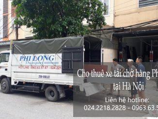Dịch vụ cho thuê xe tải Phi Long tại phố Mai Hắc Đế