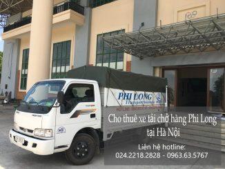 Cho thuê xe tải chuyển nhà giá rẻ tại phố Mạc Đĩnh Chi