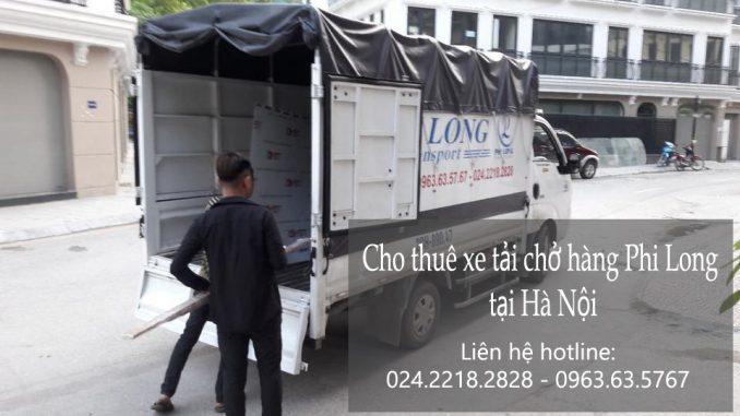 Dịch vụ taxi tải Phi Long tại đường Bắc Hồng