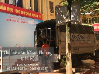 Taxi tải Phi Long tại phố Việt Hưng