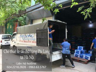 Dịch vụ taxi tải Phi Long tại phố Lê Hồng Phong