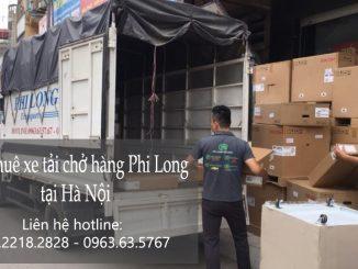 Taxi tải Phi Long tại phố Hàng Vôi
