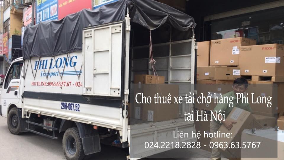 Taxi tải Phi Long tại phố Hàng Trống
