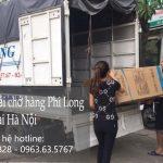 Taxi tải Phi Long tại phố Phan Đăng Lưu