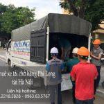 Taxi tải Phi Long tại phố Đồng Xuân
