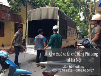 Dịch vụ taxi tải tại đường Nguyễn Đức Thuận