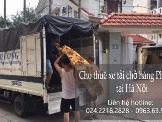 Dịch vụ taxi tải Phi Long tại đường Gia Lương