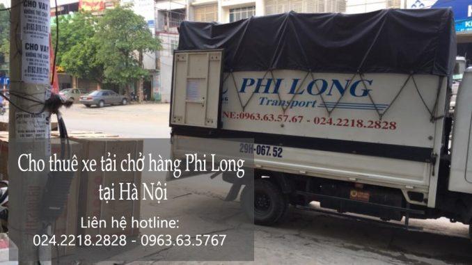 Dịch vụ taxi tải Phi Long tại đường Lê Duẩn